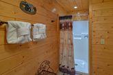 Full Bathroom with Shower Sleeps 6