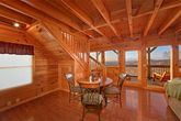 2 Bedroom Cabin Furnished with Dining Table