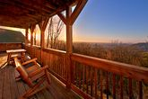 2 Bedroom Premium Cabin with Beautiful Views