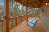 Covered Porch with Swing 3 Bedroom