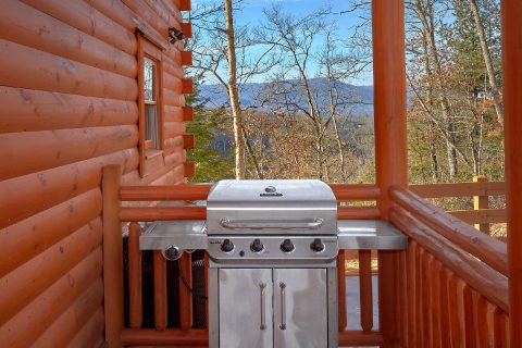 6 Bedroom Cabin with Gas Grill - Majestic Mountain Splash