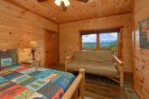 King Bedroom Cabin with Full Bathroom and Futon