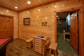 6 Bedroom Cabin with Arcade and Indoor Pool