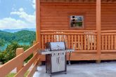Pigeon Forge Cabin with Gas Grill