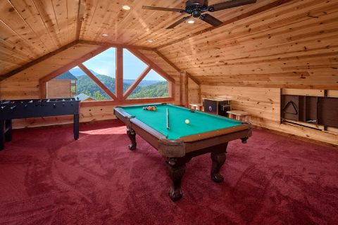 5 Bedroom Cabin with a Pool Table - Makin' Waves