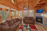 2 Bedroom Cabin Sleeps 8 Secluded