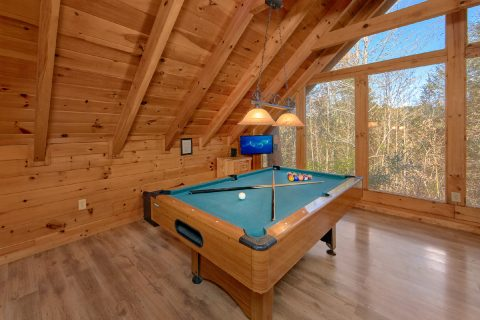 Game Room with Pool Table - Making More Memories
