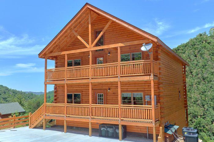 8 Bedroom Pool Cabin in Black Bear Ridge Resort - Marco Polo