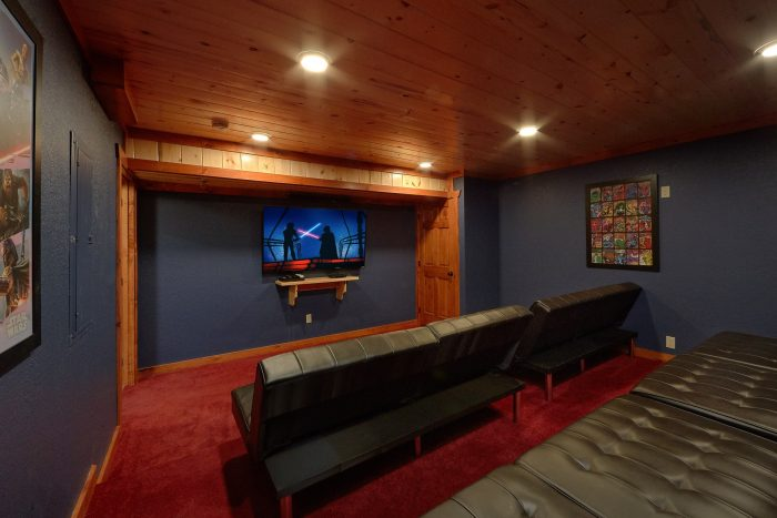 8 Bedroom Cabin with a Theater Room - Marco Polo