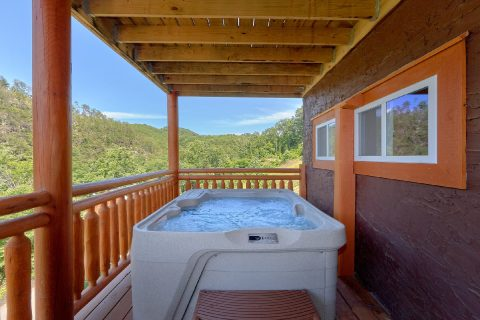 8 Bedroom Pool Cabin with a Hot Tub - Marco Polo