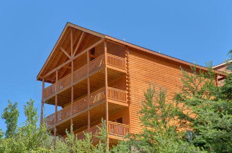8 Bedroom Pool Cabin in Wears Valley - Marco Polo