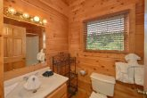 Rustic 3 bedroom cabin with private master bath