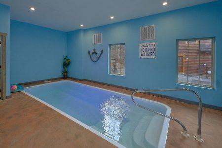Lodge Mahal: 4 Bedroom Sevierville Cabin Rental