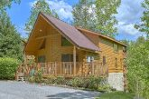 Gatlinburg 4 Bedroom 3 Bath Cabin Sleeps 10