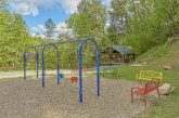 Mistletoe Lodge with Resort Amenities Play Yard