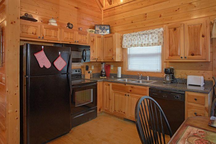 Summit View Resort 2 Bedroom Cabin - Moonglow