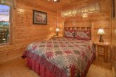 2 Bedroom Cabin Main Floor Bedroom