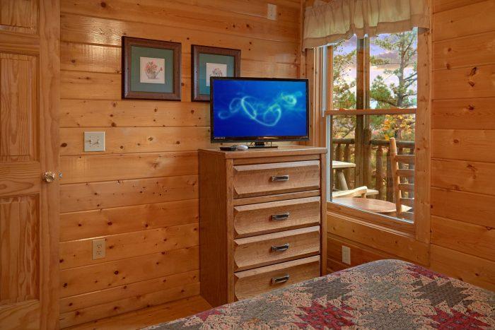 2 Bedroom Cabin main Floor Bedroom Sleeps 6 - Moonglow