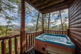 4 Bedroom 3 Bath Cabin in Summit View Hot Tub