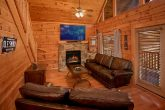 5 bedroom cabin surround sound and Blu-Ray