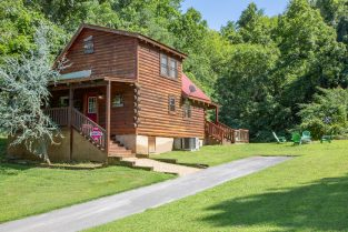 one night cabin rentals in pigeon forge tn smoky mountains wears