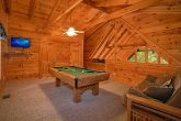 1 Bedroom Cabin with Pool Table & Futon