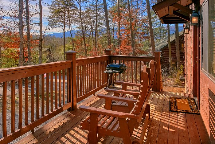 Pigeon Forge 3 Bedroom Cabin Sleeps 9 - Morning Mist