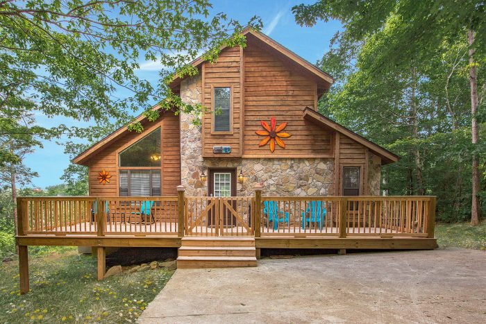 Mountain Breeze Cabin Rental Photo