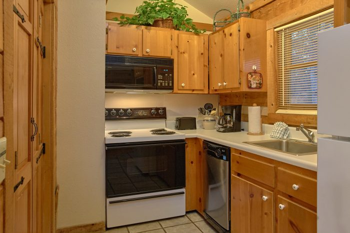 4 Bedroom Cabin with A Fully Equipped Kitchen - Mountain Crest