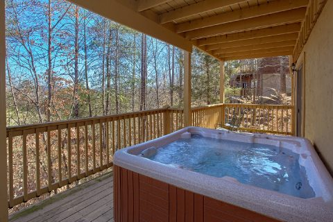 4 Bedroom Mountain View Cabin with a Hot Tub - Mountain Crest