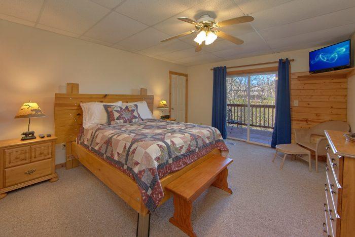 4 Bedroom Cabin with 2 Queen Beds - Mountain Destiny
