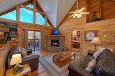 4 Bedroom cabin with Fireplace and Sleeper Sofa