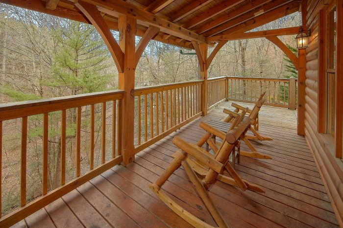 Mountain Retreat Cabin Rental Photo