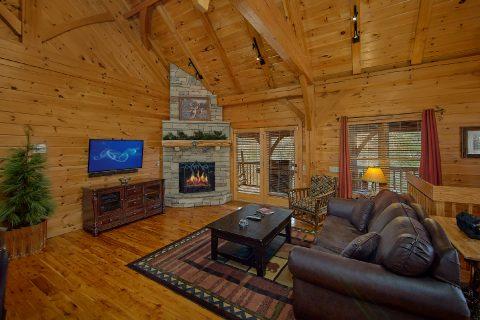 2 Bedroom 2 Bath Cabin Sleeps 6 Wears Valley - Mountain Retreat