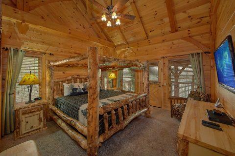 Mountain Retreat 2 Bedroom Cabin Wears Valley - Mountain Retreat
