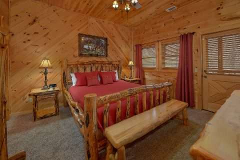 Beautiful 2 Bedroom 2 Bath sleeps 6 Cabin - Mountain Retreat