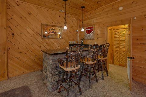 2 Bedroom Cabins Sleeps 6 with Wet Bar - Mountain Retreat