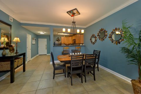 Luxury Condo in Pigeon Forge with Dining Room - Mountain View 2607