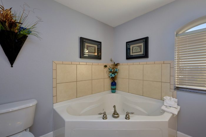 Condo Rental with Private Bathroom and Jacuzzi - Mountain View 2607