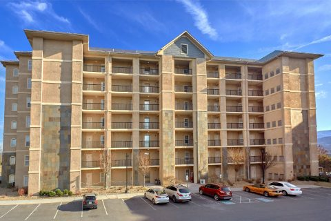 Mountain View Condos in Pigeon Forge - Mountain View 2704