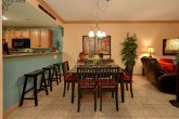 Luxury Condo in Pigeon Forge with Dining Room
