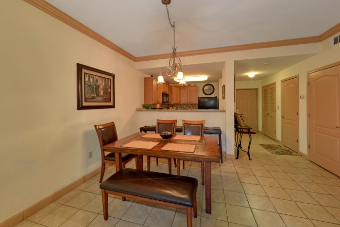 1 Bedroom Condo in PIgeon Forge - Mountain View 5305