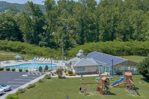 Resort Indoor and Outdoor Pool - Mountain View 5706