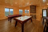 8 Bedroom Pool Cabin with a Billards Table