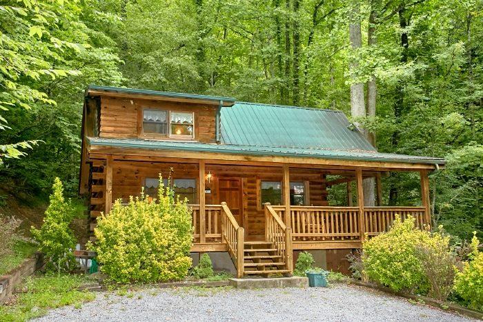 Mtn Dreams Cabin Rental Photo
