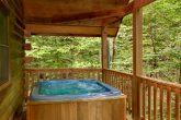 1 Bedroom Cabin with Private Hot Tub and Deck