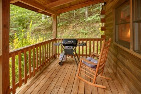 Secluded Cabin with grill and Hot Tub - Mtn Dreams