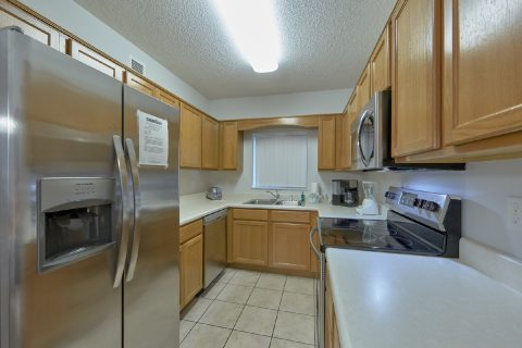 Full Kitchen 3 Bedroom Condo - My Pigeon Forge Retreat