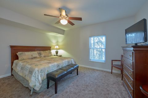 Master Suite - My Pigeon Forge Retreat
