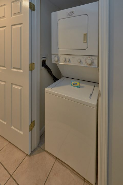 Washer and Dryer - My Pigeon Forge Retreat